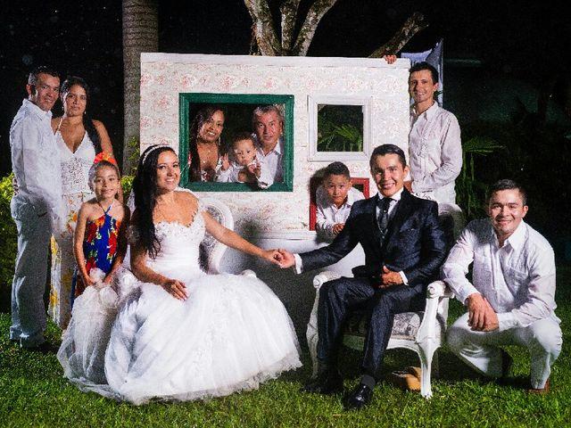 El matrimonio de Cristian y Carolina en La Vega, Cundinamarca 15