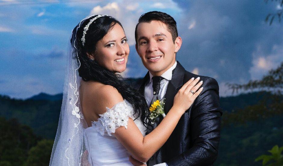 El matrimonio de Cristian y Carolina en La Vega, Cundinamarca