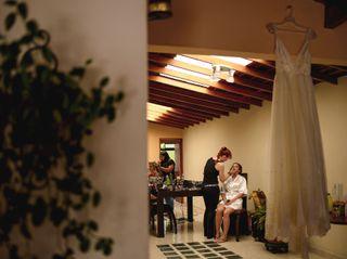 El matrimonio de Manuela y Martín 1