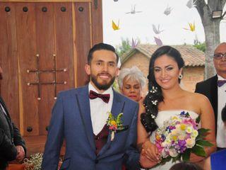 El matrimonio de Juli y Chalo 1