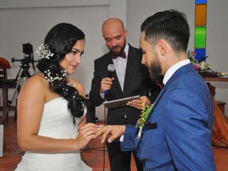 El matrimonio de Juli y Chalo 2