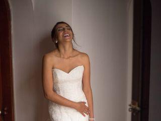 El matrimonio de Camila y Guillermo 2