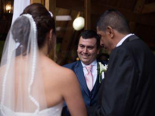 El matrimonio de Camila y Guillermo 3