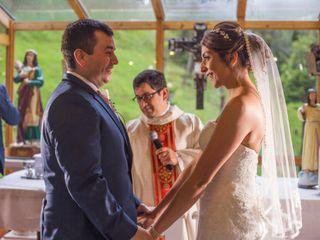 El matrimonio de Camila y Guillermo