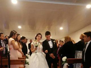 El matrimonio de Daniela  y Jorge Esteban  3