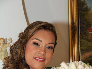 El matrimonio de Gretchen y Christian 1