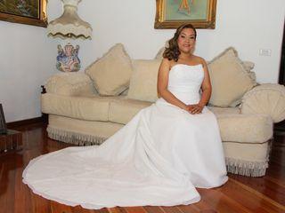 El matrimonio de Gretchen y Christian 2