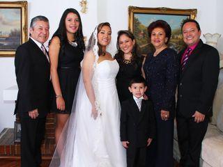 El matrimonio de Gretchen y Christian 3