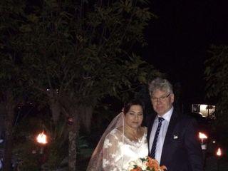 El matrimonio de Liiana  y Johannes 1