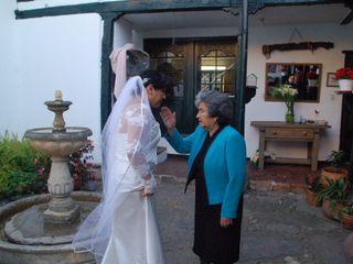 El matrimonio de Liiana  y Johannes 2