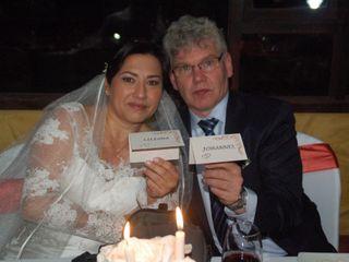 El matrimonio de Liiana  y Johannes