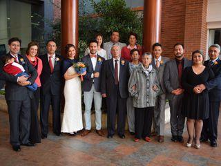 El matrimonio de María Camila y Andrés 1
