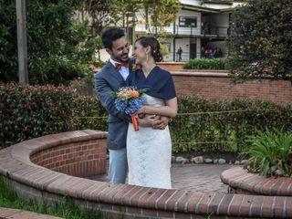 El matrimonio de María Camila y Andrés 3