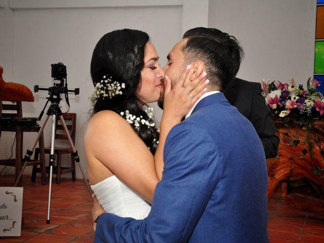 El matrimonio de Chalo y Juli en Subachoque, Cundinamarca 5