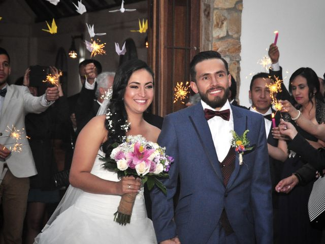 El matrimonio de Chalo y Juli en Subachoque, Cundinamarca 8