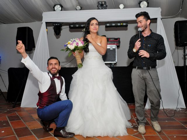 El matrimonio de Chalo y Juli en Subachoque, Cundinamarca 10