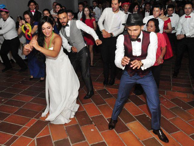 El matrimonio de Chalo y Juli en Subachoque, Cundinamarca 12