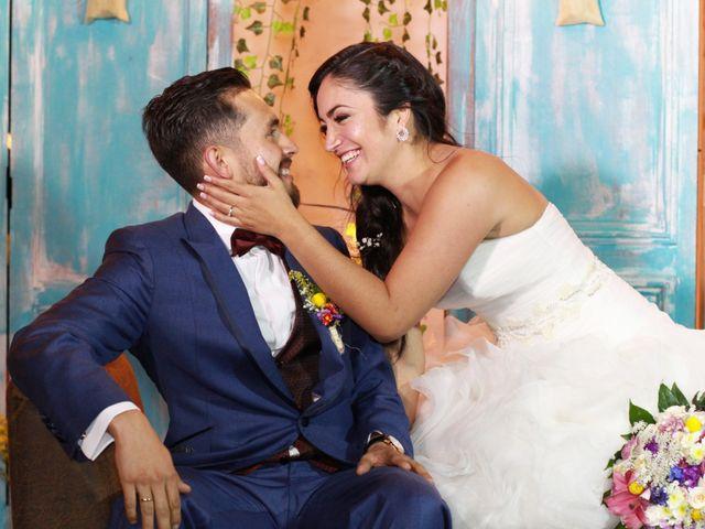 El matrimonio de Chalo y Juli en Subachoque, Cundinamarca 35