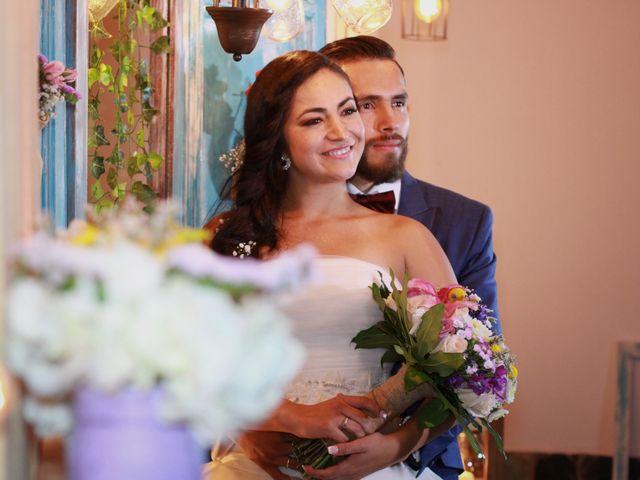 El matrimonio de Chalo y Juli en Subachoque, Cundinamarca 39