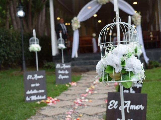 El matrimonio de Jorge Esteban  y Daniela  en Chía, Cundinamarca 3
