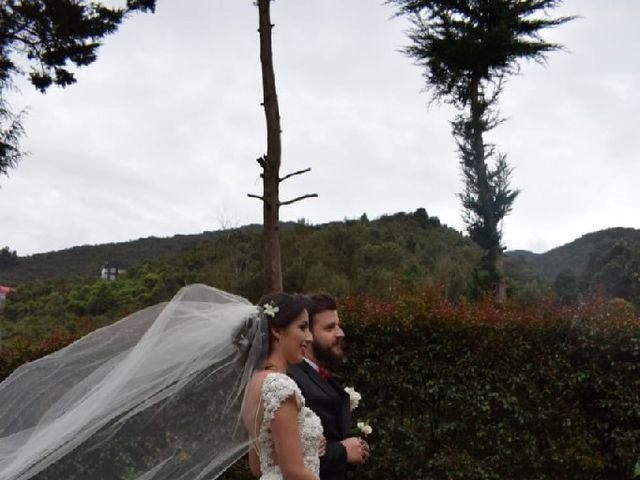 El matrimonio de Jorge Esteban  y Daniela  en Chía, Cundinamarca 5