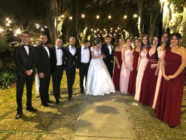 El matrimonio de Jorge Esteban  y Daniela  en Chía, Cundinamarca 10