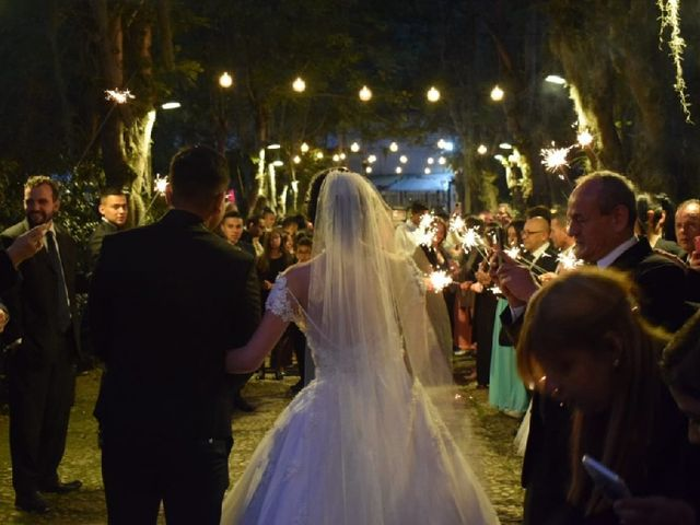 El matrimonio de Daniela  y Jorge Esteban