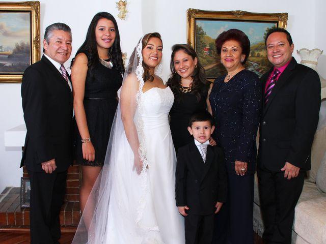 El matrimonio de Christian y Gretchen en Bogotá, Bogotá DC 2