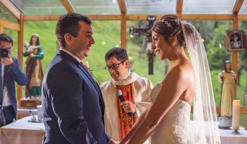 El matrimonio de Guillermo y Camila en La Calera, Cundinamarca