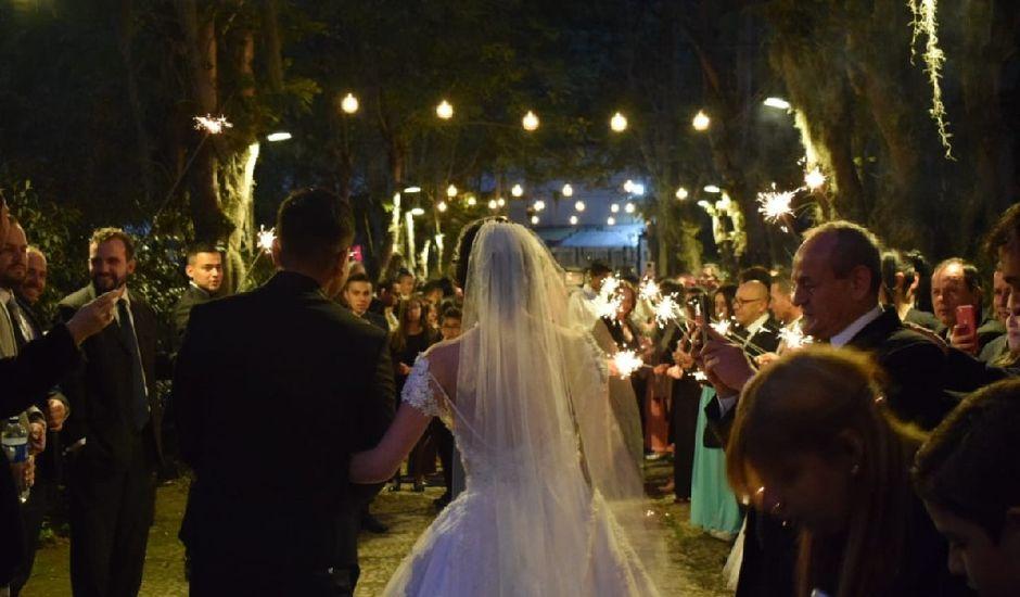 El matrimonio de Jorge Esteban  y Daniela  en Chía, Cundinamarca