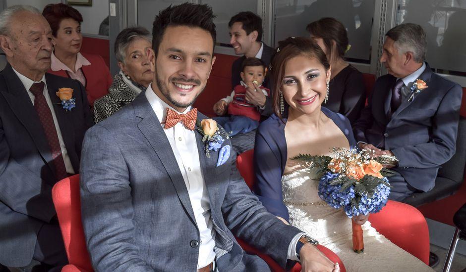 El matrimonio de Andrés y María Camila en Bogotá, Bogotá DC