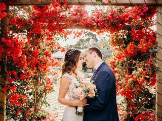 El matrimonio de Catalina y Agustín 2