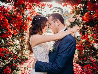 El matrimonio de Catalina y Agustín 3