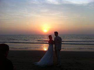 El matrimonio de Xime y Tom 1