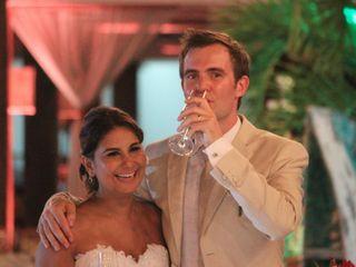 El matrimonio de Xime y Tom