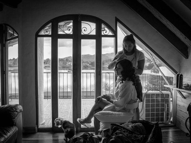 El matrimonio de Marlon y Yessica en Retiro, Antioquia 2