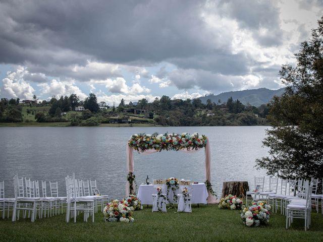 El matrimonio de Marlon y Yessica en Retiro, Antioquia 8