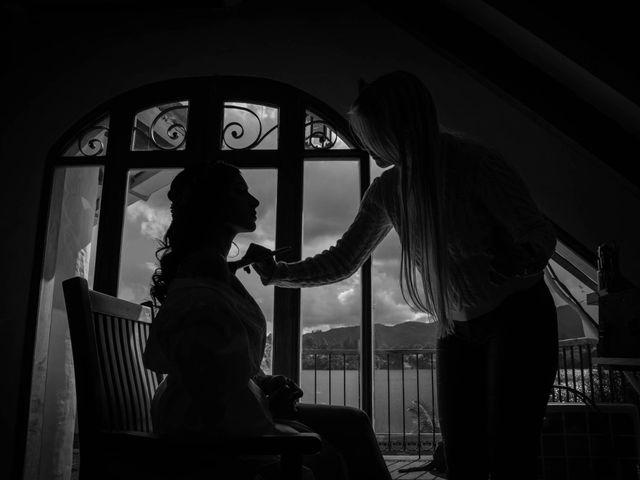 El matrimonio de Marlon y Yessica en Retiro, Antioquia 11