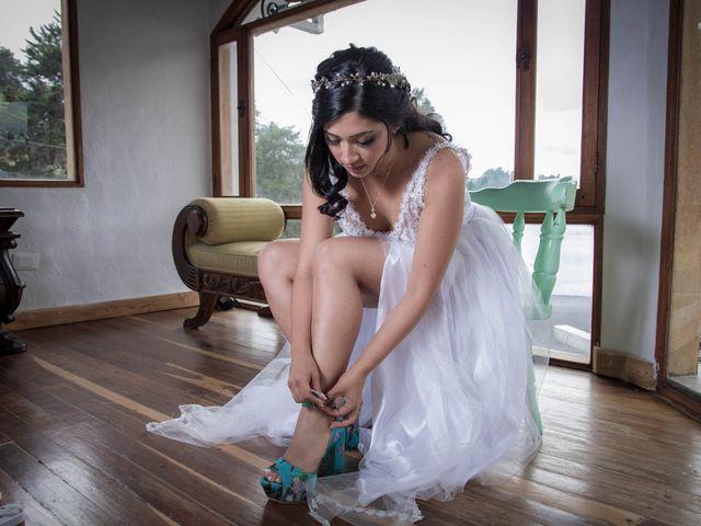 El matrimonio de Marlon y Yessica en Retiro, Antioquia 13