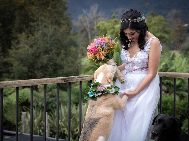 El matrimonio de Marlon y Yessica en Retiro, Antioquia 14