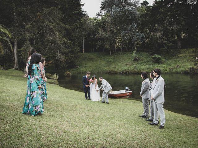 El matrimonio de Marlon y Yessica en Retiro, Antioquia 16