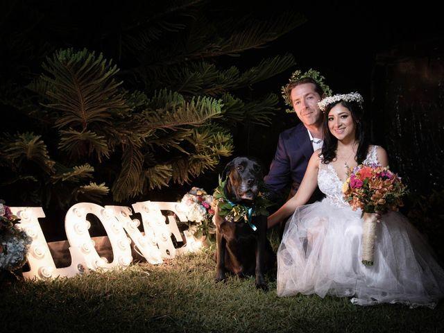 El matrimonio de Marlon y Yessica en Retiro, Antioquia 19