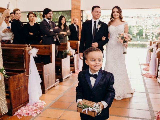 El matrimonio de Agustín y Catalina en Rionegro, Antioquia 7