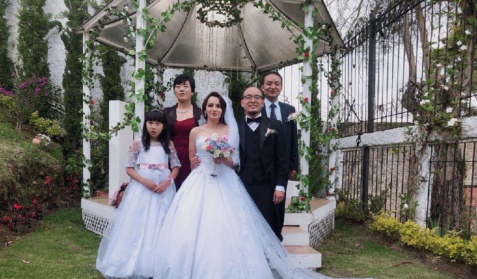 El matrimonio de Zhu Xun y Zulma en Bogotá, Bogotá DC