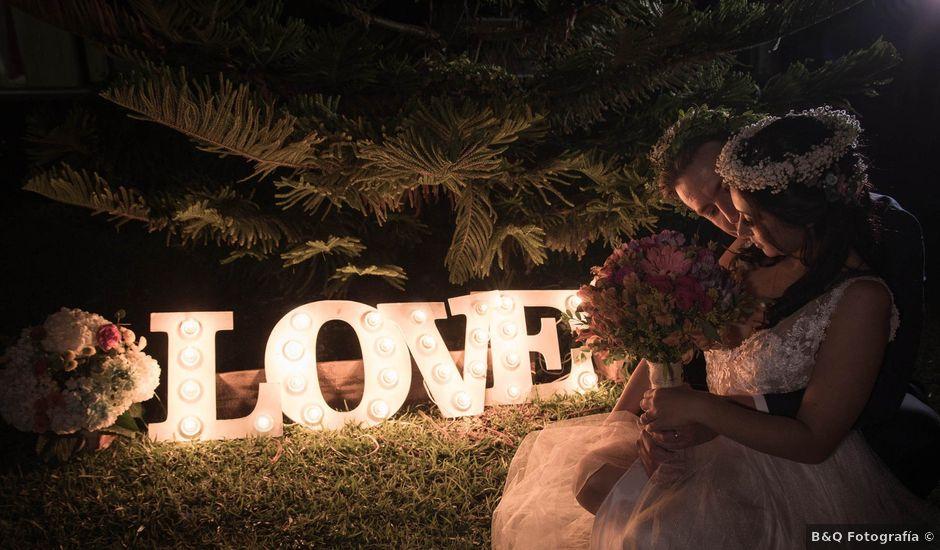 El matrimonio de Marlon y Yessica en Retiro, Antioquia
