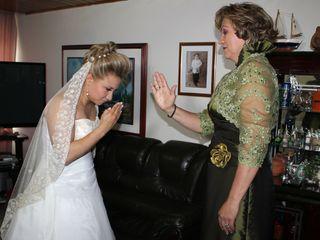 El matrimonio de Kellyn y Oscar 1