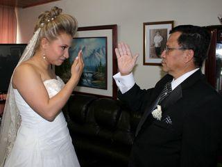 El matrimonio de Kellyn y Oscar 2