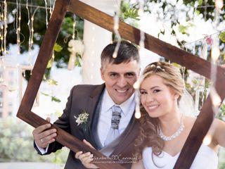 El matrimonio de Verónica y Jaime