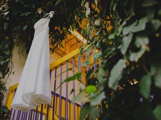 El matrimonio de Isabella y Santiago 1