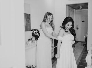 El matrimonio de Isabella y Santiago 2